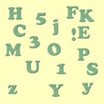 Green Alphabets