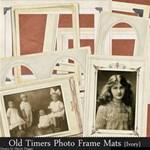 Ivory Vintage Frames