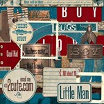 Little Man Mega page Kit