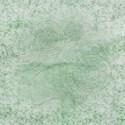 green flower paper
