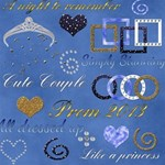 **PROM 2013**  2 Kits in 1 **bonus graduation**