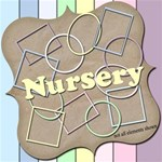 Into the nursery with complete alphabet