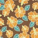 Large Floral Background