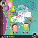 ~ Up, Up & Away!~
