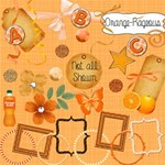 Orange-Rageous + ALPHA *Free For 2 Weeks Only*