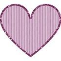 heart pink