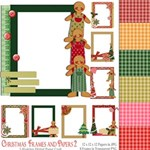 Christmas Frames and Papers2