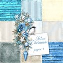00 chey0kota_BlueChristmas_Paper 1 Preview
