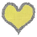 heart yellow