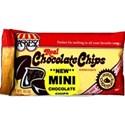 4 mini chocolate chips