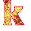 k lower