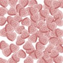 candy heart paperP