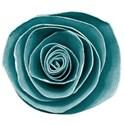 flower 1 teal