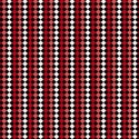 red checkered paper