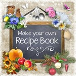 Make your own - Recipe Cookbook