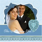 Wedding Blue THEME Kits