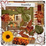 Bountiful Free with scrapbook pages!