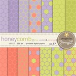 Honeycomb Patterned Papers