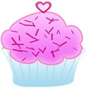 pink_cupcake_clipart_by_worddraw-d3aja50