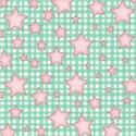 CK4p Star Plaid Multi2 ScrapGraphicsDotCom