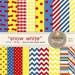 Snow White Inspired papers