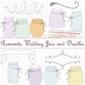 Romantic-Wedding-Jars-and-D