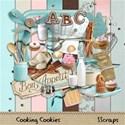 Cooking Cookies+ALPHA