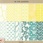 In the Garden - Add On Paper Pack
