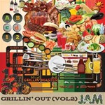 Grillin  Out (Vol. 2) - Full Kit + 2 Alpha