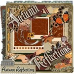 ~*~ Autumn Reflections ~*~ Complete Kit +32 Pages