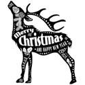 OneofaKindDS_CU_Xmas-WA_S01_Merry-Christmas-DEER