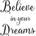 Believe-in-Your Dreams