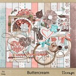 Buttercream Notebook