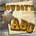 Cowboy′s Party ABC
