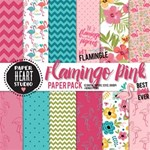 Flamingo Paper Pack+