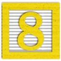 yellow_alpha_num_8