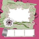 pink and green layout 4