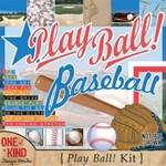 Play Ball! Baseball Kit