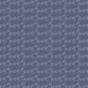 blue pattern back