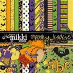 Spooky Kookie by Mikki